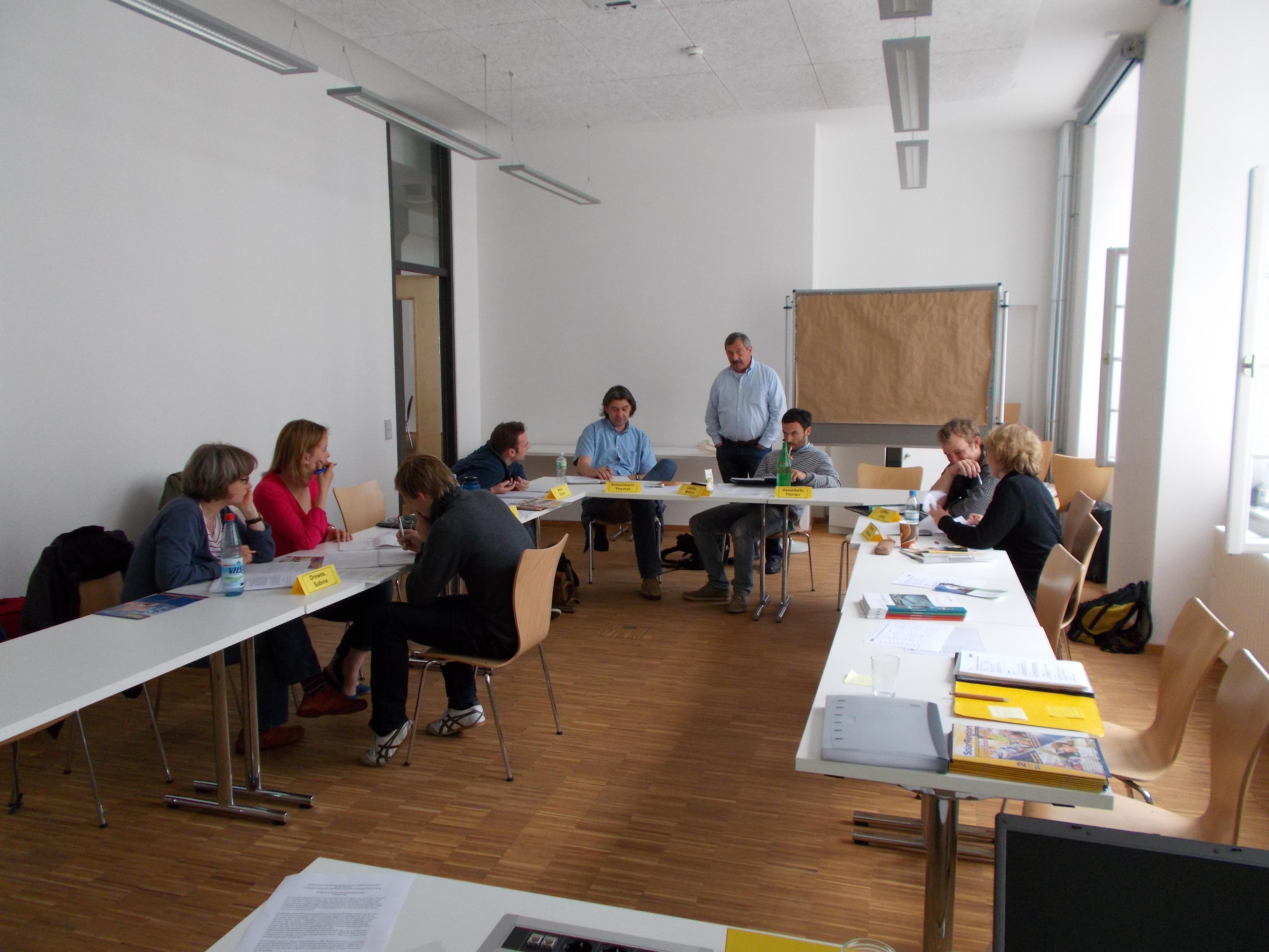 Fortbildungen Fortbildungsnetzwerk Klimaschutz & Klimaanpassung