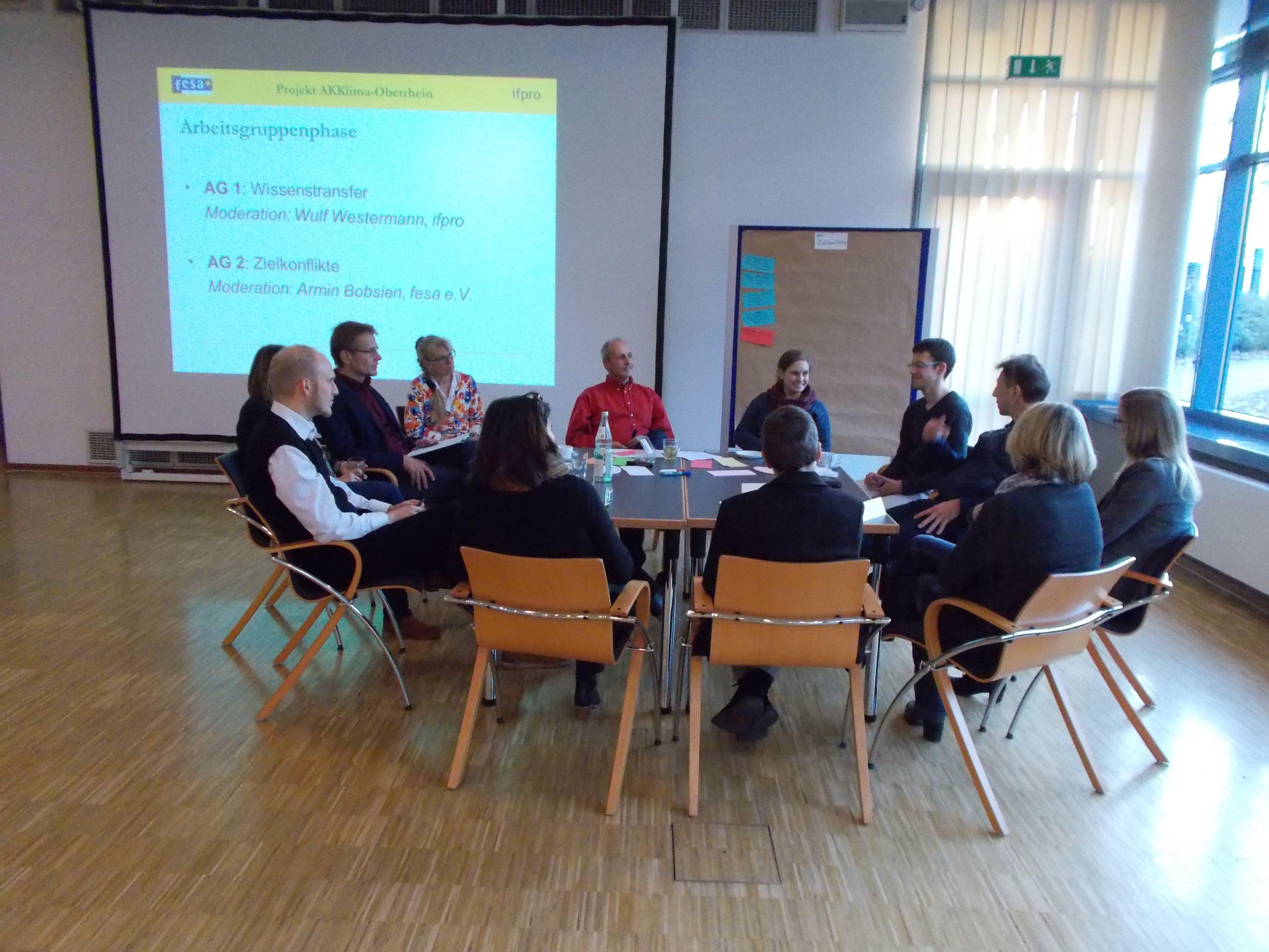 Umsetzung von Anpassungsstrategien am Beispiel der Grünflächen- und Freiraumplanung