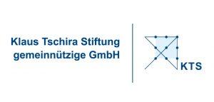 """Logo Klaus Tschirna Stiftung. Kooperationspartner """"Klimafit"""""""