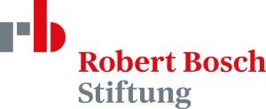 Logo Robert Bosch Stiftung,sponsor der Weiterbildung zu Klimaschutz und Klimaanpassung klimafit!