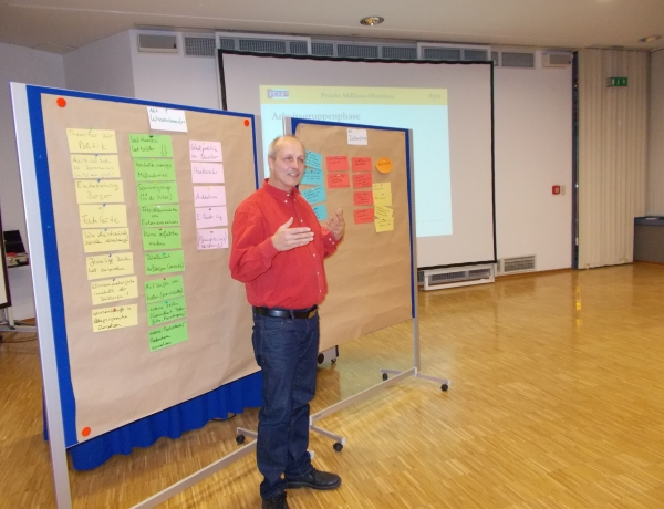 Projekt AKKlima Oberrhein: Grünflächen- und Freiraumplanung