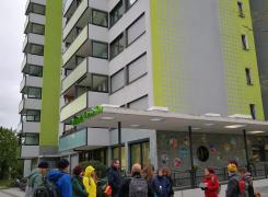 Klimaspaziergang in Weingarten